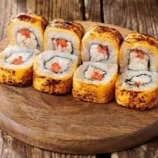 Сырный лосось